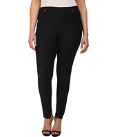 MICHAEL Michael Kors - Plus Size Solid Pull On Leggings