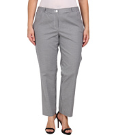 MICHAEL Michael Kors - Plus Size Plaid Miranda Pants