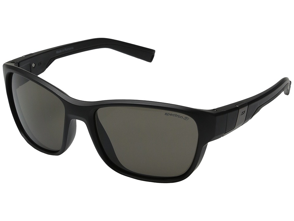Julbo Eyewear Coast Performance Sunglasses Matte Black/Black Sport Sunglasses