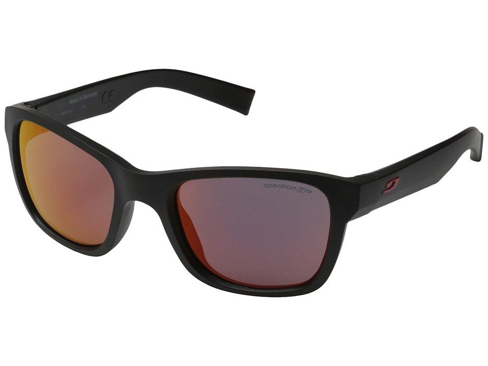 Julbo Eyewear Reach L Sunglasses Big Kids Matte Black Sport Sunglasses