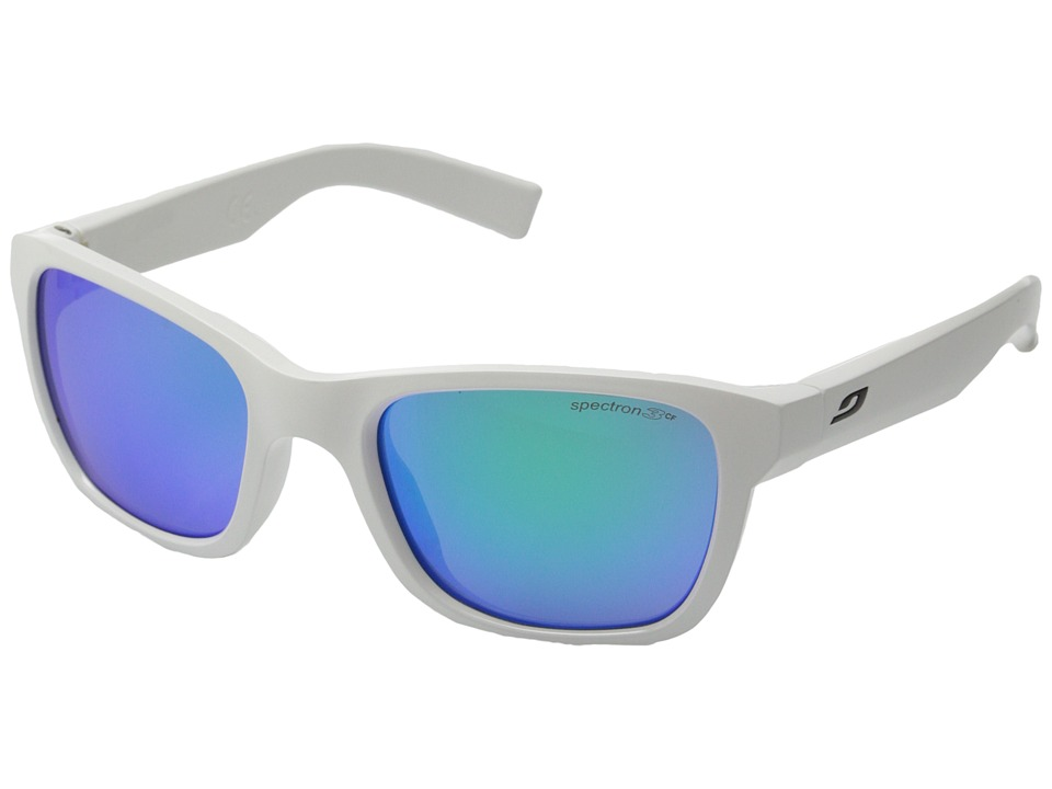 Julbo Eyewear Reach L Sunglasses Big Kids Shiny White Sport Sunglasses