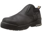 Carhartt 4 Inch Black Waterproof Slip-On