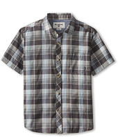 Billabong Kids - Midway Short Sleeve Woven (Big Kids)