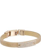 Fossil - Pave Plaque Bracelet