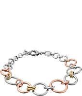 Fossil - Tri-Tone Circle Bracelet