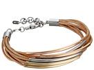Fossil - Mini Leather Corded Bracelet