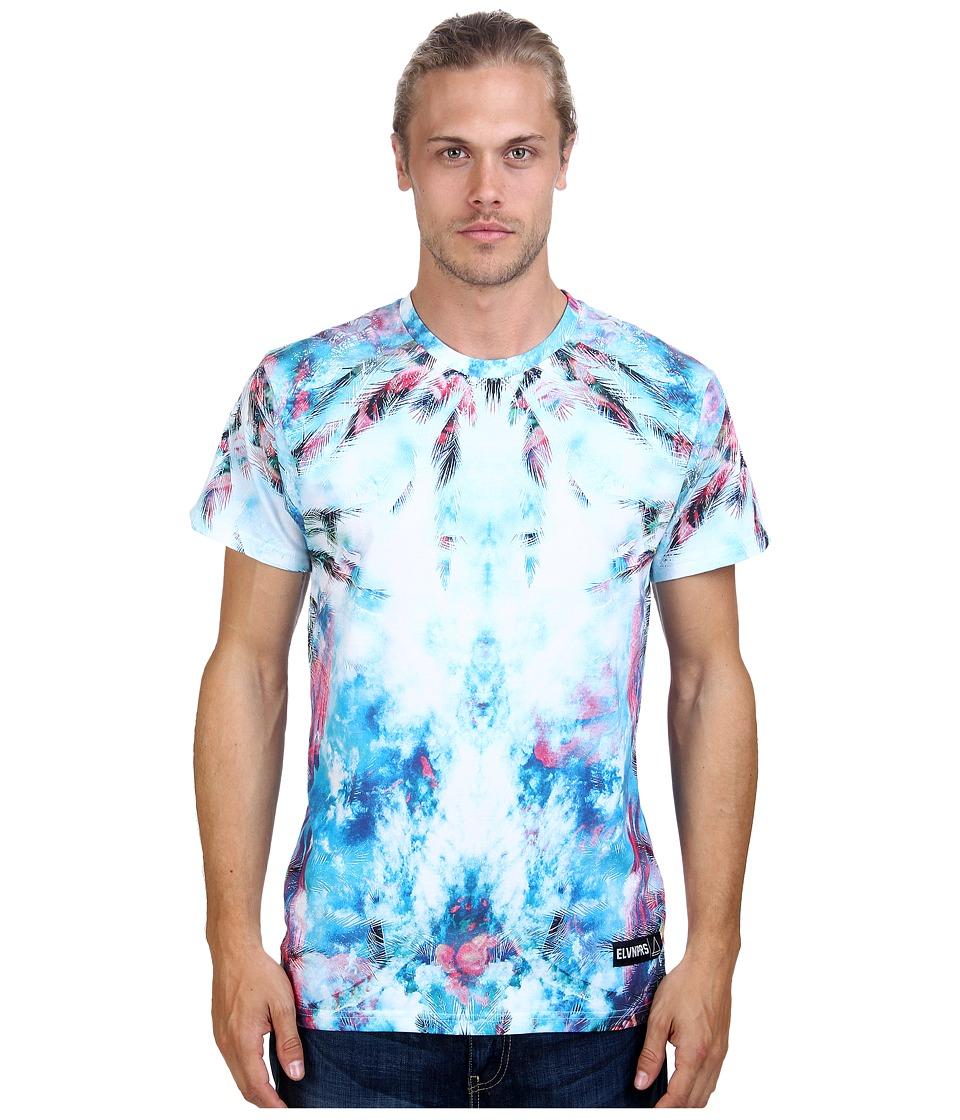 Eleven Paris Hocean Tee Olocan Print Mens T Shirt