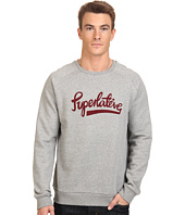 WeSC - Superlative Script Crew Neck Sweatshirt