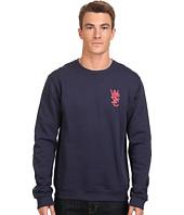 WeSC - Overlay Crew Neck Sweatshirt