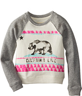 Billabong Kids - Sing Along Pullover Crew (Little Kids/Big Kids)