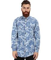 WeSC - Maccoy AOP Long Sleeve Woven Shirt