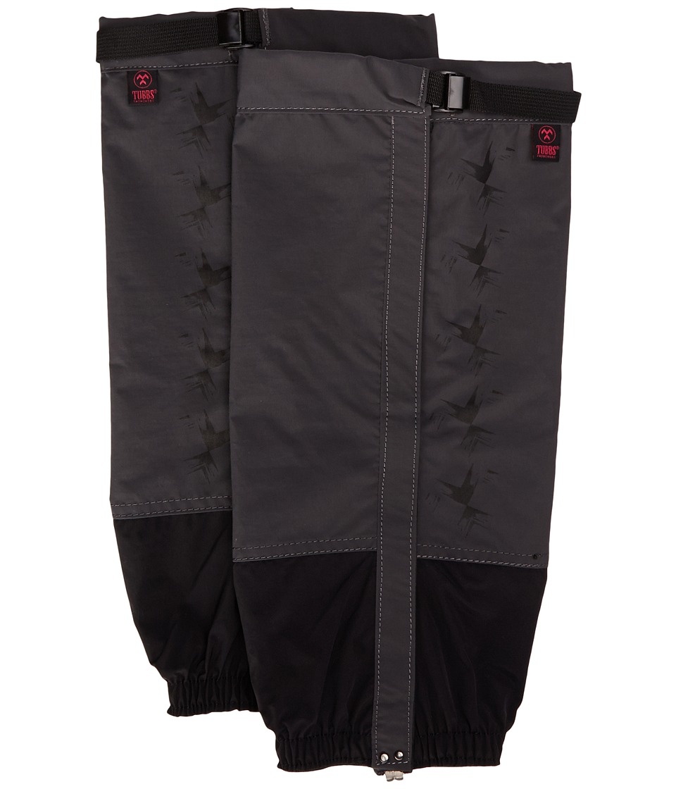 Tubbs Gaiter Black/Grey Outdoor Sports Equipment