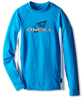 O'Neill Kids - Skins Long Sleeve Crew (Little Kids/Big Kids)