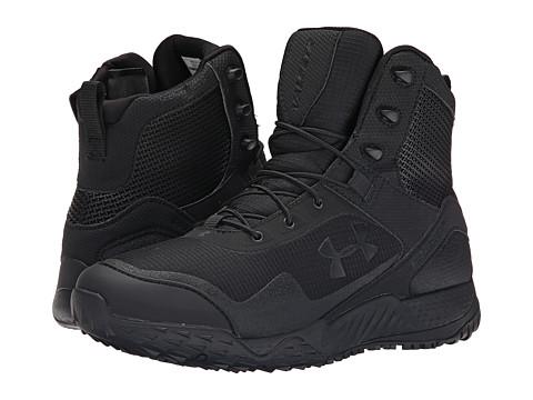 Under Armour UA Valsetz RTS Side Zip - Black/Black/Black