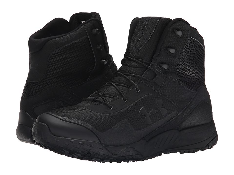 Under Armour - UA Valsetz RTS (Black) Mens Work Boots