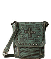 American West - Apache Crossbody Flap Bag