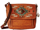 Zuni Passage Crossbody Flap Bag