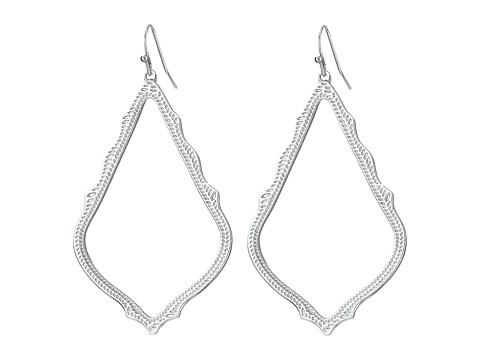 Kendra Scott Sophee Earring - Rhodium Metal