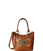 American West - Zuni Passage Convertible Bucket Tote