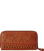 American West - Mesa Zip Around Wallet