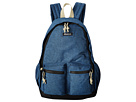 RVCA Crescent Backpack (Navy Heather)
