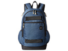RVCA Push Skate Backpack (Navy Heather)