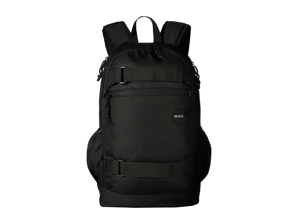 RVCA Push Skate Backpack (Black) Backpack Bags