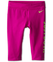 Nike Kids - Leg-A-See Just Do It Capris (Little Kids)