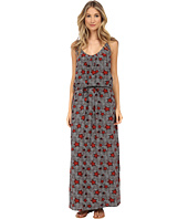 Maison Scotch - Maxi Dress in Safari Inspired Prints