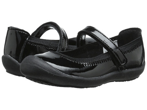 Hanna Andersson Maya (Infant/Toddler) - Black Patent