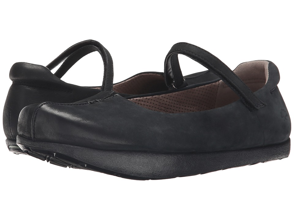 Earth Solar Kalso (Black Vintage) Flats