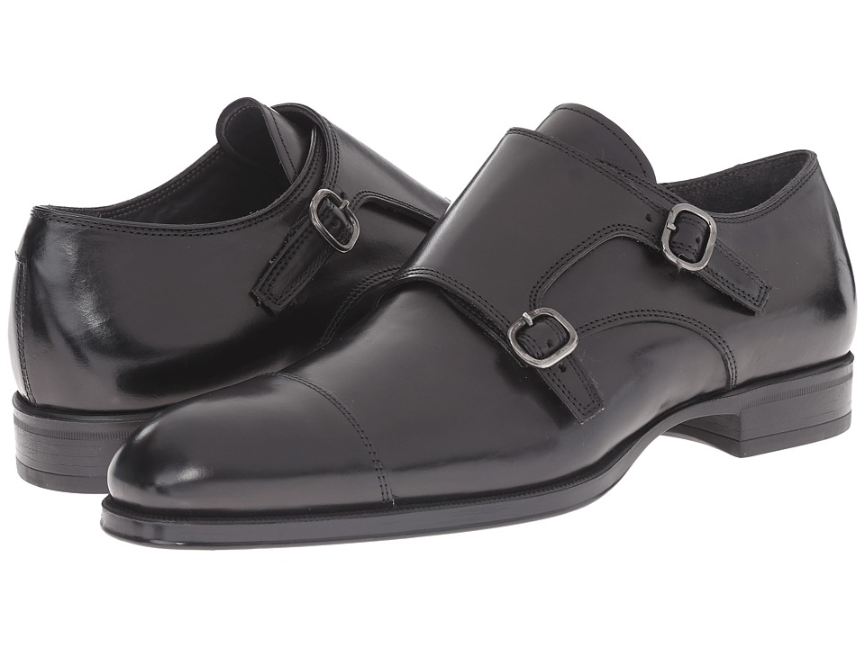 To Boot New York Bailey Black Mens Shoes