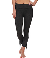 Beyond Yoga - Shirred Ankle-Tie Leggings