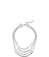 Vince Camuto - 4 Row Bar Link Necklace