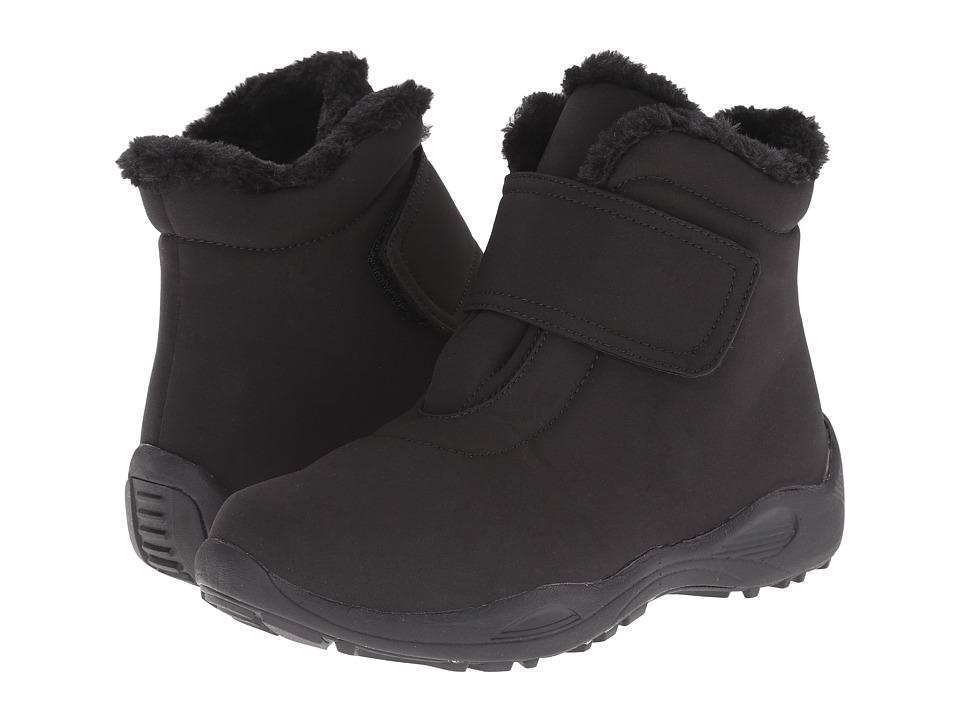 Propet Madison Ankle Strap (Black) Women