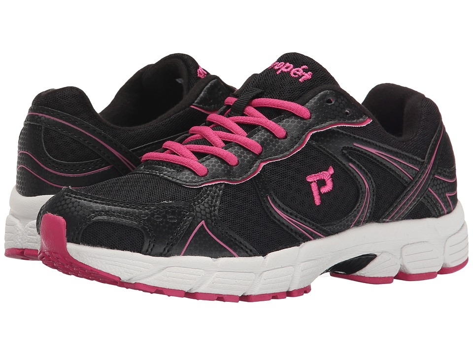 Propet XV550 (Black/Pink) Women