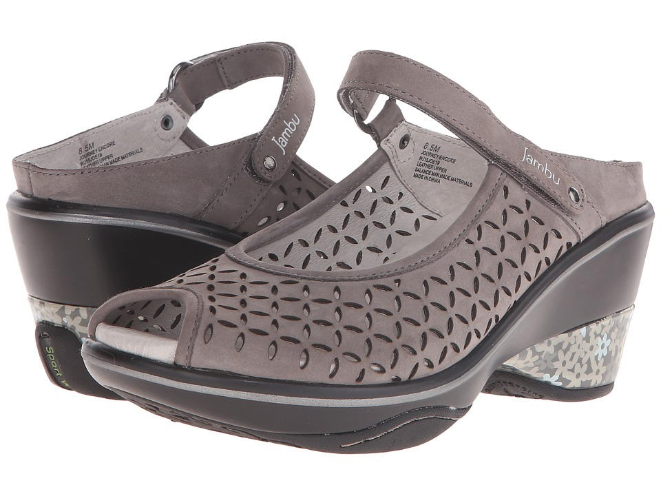 Jambu - Journey Encore (Dark Grey) Women