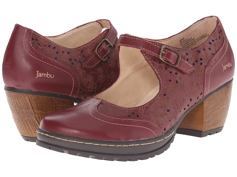 Jambu - Sorbet (Deep Red) Women
