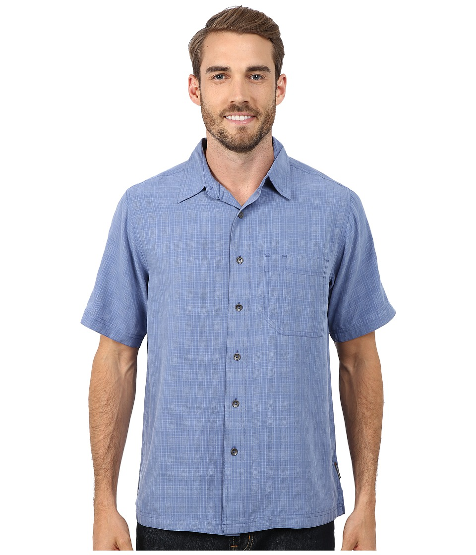 Royal Robbins San Juan S/S (Evening Blue) Men