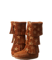Minnetonka Kids - Star 3 Layer Boot (Toddler/Little Kid/Big Kid)