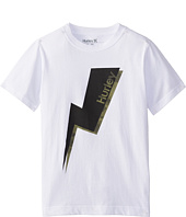 Hurley Kids - Short Sleeve Bolted Tee (Big Kids)