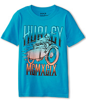 Hurley Kids - Short Sleeve Riders Tee (Big Kids)