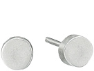 Dogeared The Circle Thick Circle Stud Earrings