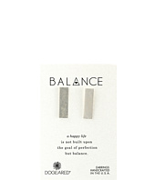 Dogeared - Balance Wide Bar Stud Earrings