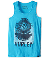 Hurley Kids - Stripe Hype Tank Top (Big Kids)