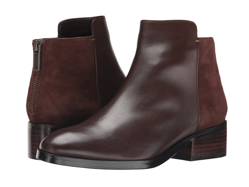 Cole Haan Elion Bootie (Chestnut Leather) Women