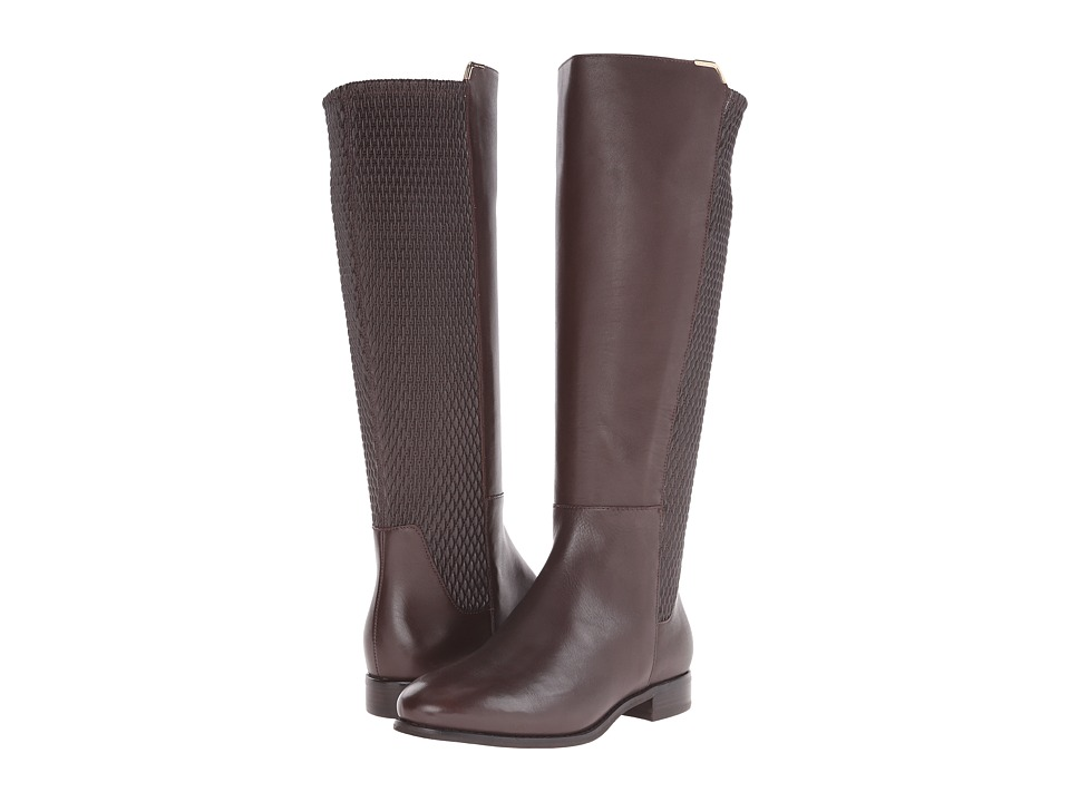 Cole Haan Rockland Boot (Chestnut Leahter) Women's Pull-on Boots