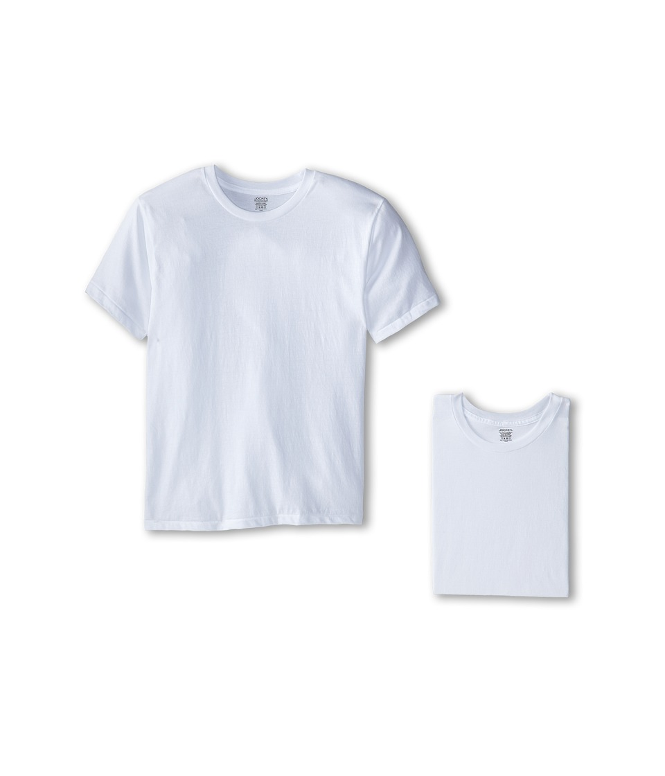 Jockey Kids - Performance Moisture-Wicking T-Shirt 3-Pack