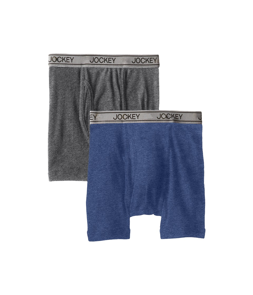 Jockey Kids - Cotton Performance Boxer Brief 2-Pack