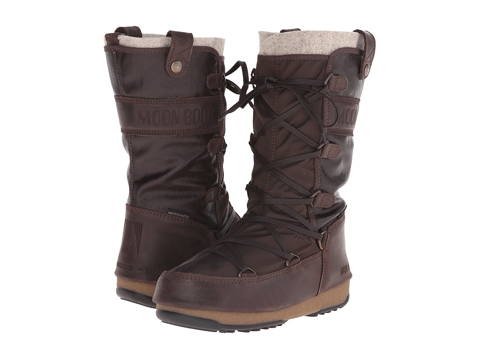 Tecnica - Moon Boot W.E. Monaco Mix (Dark Brown) Women